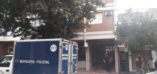 Investigan aparente suicidio de un hombre en pleno centro de Posadas