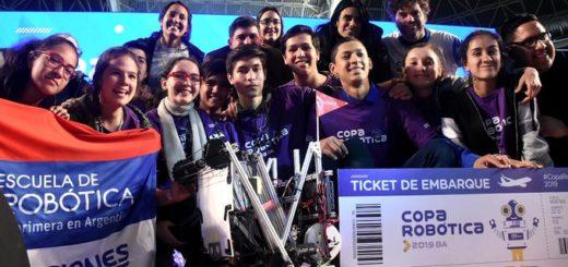 Medios nacionales se hicieron eco de la victoria de Misiones en la Copa Robótica