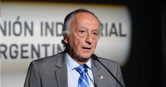 """El titular de la UIA contundente sobre la gestión de Macri: """"vamos a demorar más de 10 años en recuperar la industria»"""
