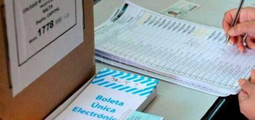 Los principales precandidatos a gobernador ya votaron en las PASO salteñas