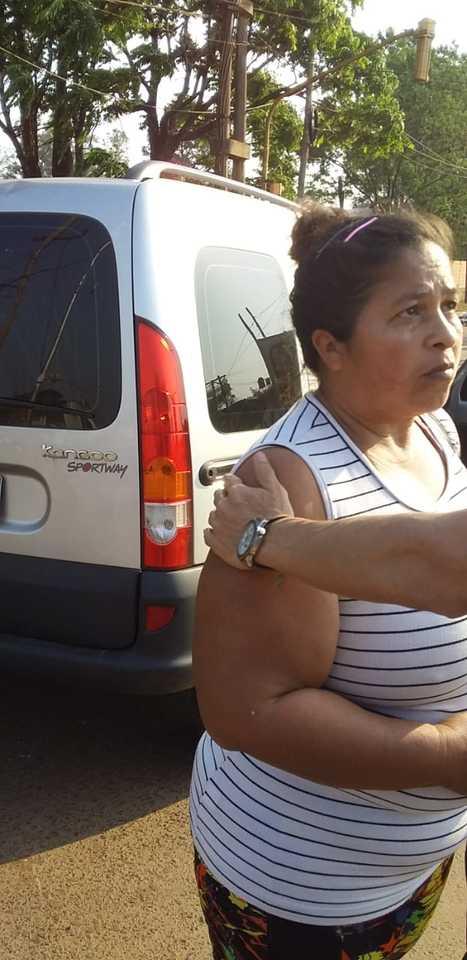 Al igual que en Oberá, una mujer denunció que fue agredida por manifestantes en Posadas