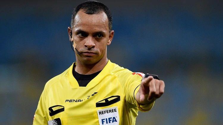 Wilton Sampaio será el árbitro de la segunda semifinal entre Boca-River