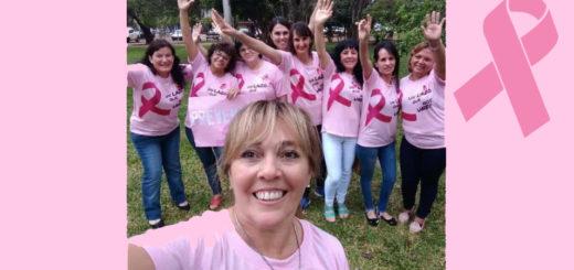 Es de Jardín América, sobrevivió al cáncer de mama y ahora lleva adelante la lucha por la concientización en su ciudad