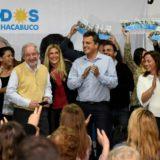 """Alberto Fernández pidió """"un esfuerzo más"""" en las elecciones del 27 de octubre"""