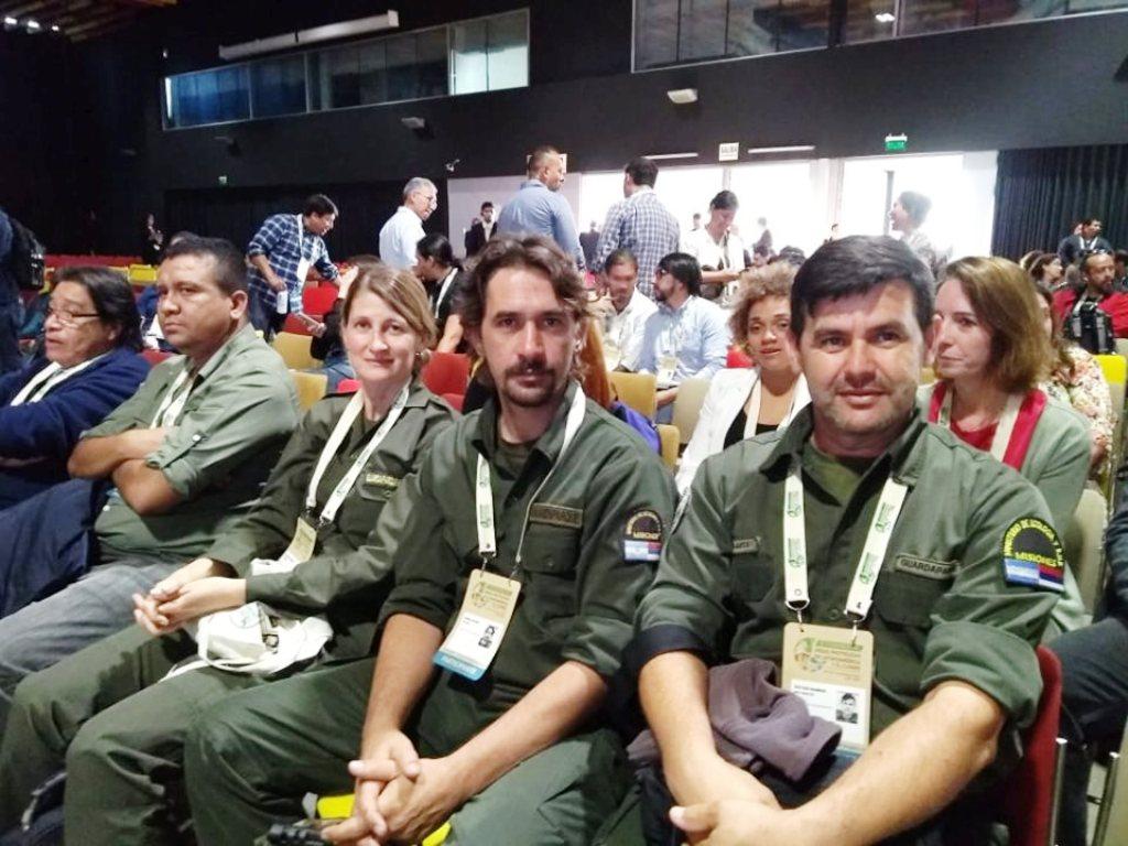 Misiones participa del III Congreso Latinoamericano de Áreas Protegidas en Perú