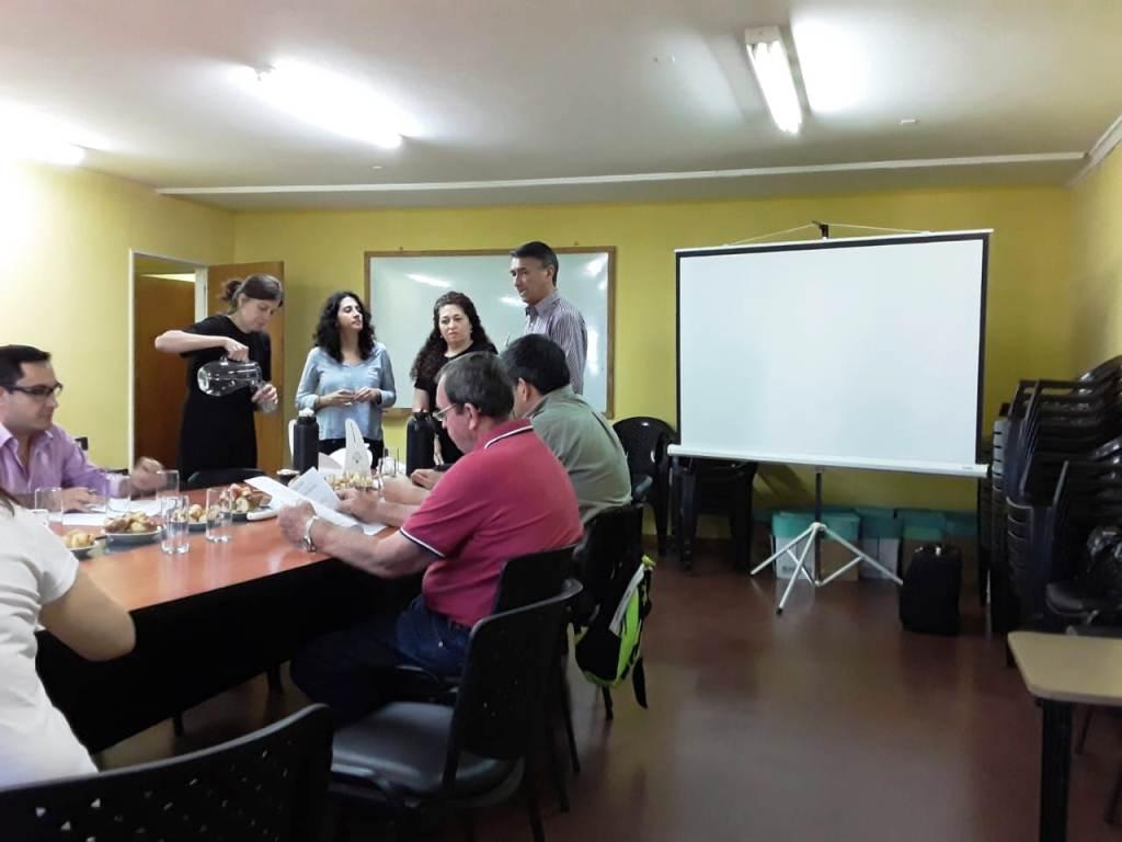 CoPrETI y DyA analizaron acciones de Producción Agrícola Responsable