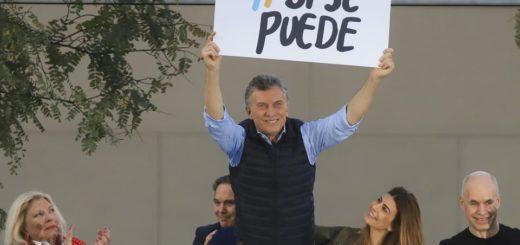 Macri llega a Misiones en plena campaña electoral