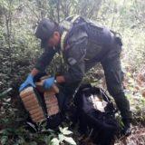 Narcotráfico: la Policía secuestró más de 9 kilos de marihuana en San Vicente