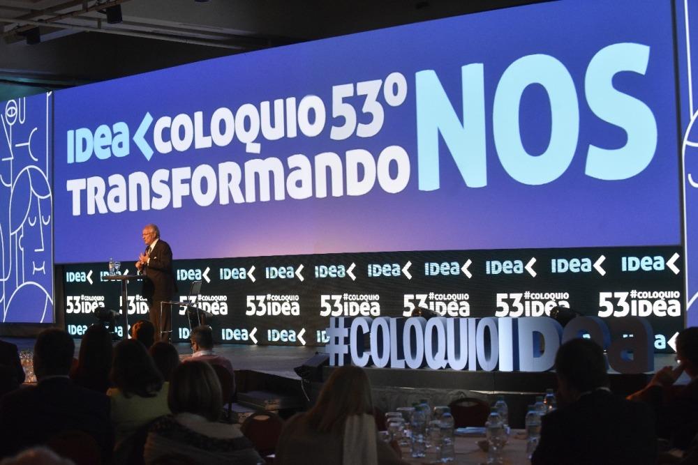 Macri y Fernández se bajaron del Coloquio de IDEA, uno de los principales foros de empresarios del país