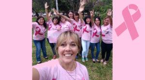 Mes rosa: realizarán corte de pelo solidario en Jardín América