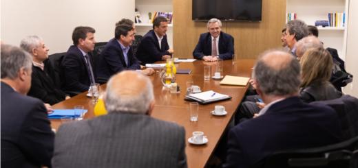Alberto Fernández recibió a empresarios que se comprometieron con la Convocatoria contra el Hambre