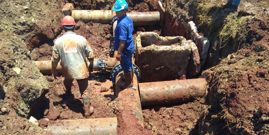 Este jueves se ejecutarán obras del Plan Maestro de agua potable en Posadas y Garupá