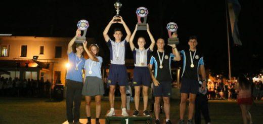 El Liceo Storni tuvo una destacada participación en el Torneo Interliceos