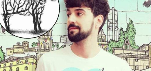 Habló el autor de la cebra viral, cuestionó su uso machista y reveló qué significa el dibujo