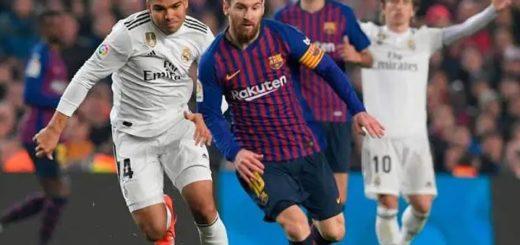 Suspendieron el clásico Barcelona- Real Madrid por las protestas en Cataluña