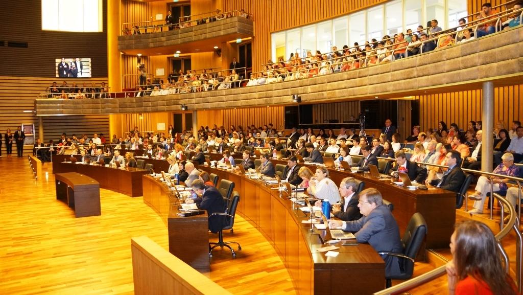 Diputados piden medidas urgentes para solucionar la problemática ambiental  generada por las plantaciones de pino de Arauco
