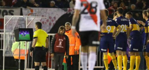 Copa Libertadores: dieron a conocer dónde estará el VAR en la revancha entre Boca-River