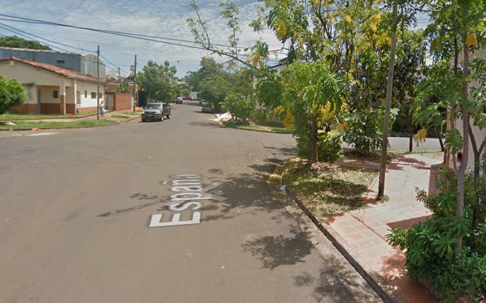 Otra estudiante fue atacada cruelmente cuando caminaba por el barrio El Palomar de Posadas