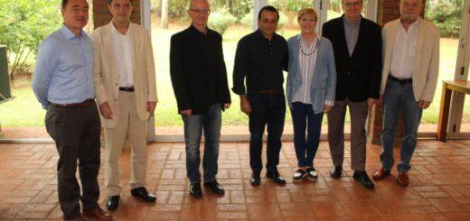 El IMiBio y el Instituto Curie de Francia firmaron un acuerdo para la construcción de un Biobanco en Misiones