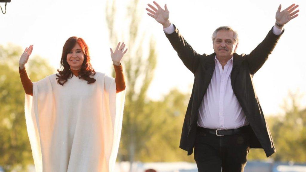 Alberto Fernández pidió «un esfuerzo más» en las elecciones del 27 de octubre