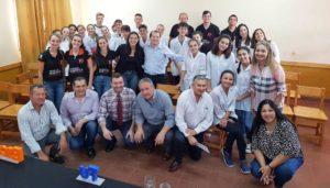 """La Escuela de Robótica concretó la firma de acta de acuerdo """"Maker Space Educativos"""" en 25 de Mayo"""