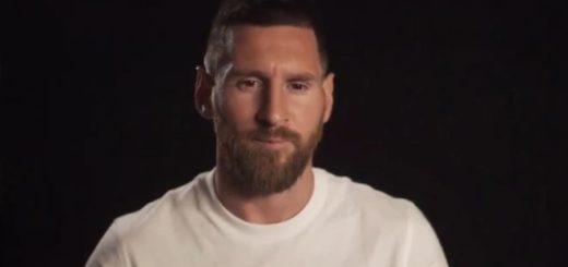 """Lionel Messi: """"Uno de los mayores errores de los argentinos es creernos los mejores en todo"""""""