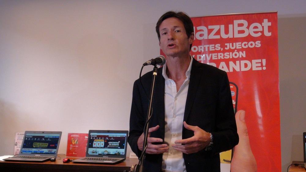 El Iplyc presentó su nueva plataforma de juego online GuazuBet