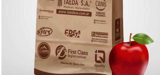 Eldorado: distribuirán bolsas de papel sustentables a los principales supermercados