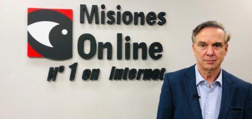 """Miguel Ángel Pichetto en Misiones Online: """"Confiamos en llegar al balotaje"""""""