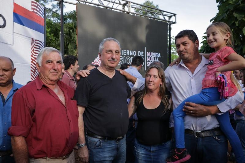 """Plan mi título: """"A fin de año llegaremos a 30 mil titularizaciones"""", aseguró Passalacqua en El Soberbio"""