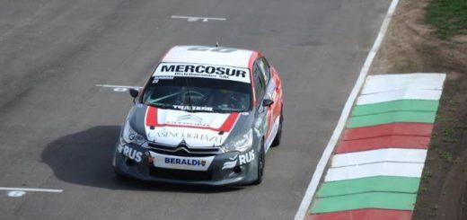 Rudito Bundziak fue 23° en la clasificación de la Clase 3 en San Jorge