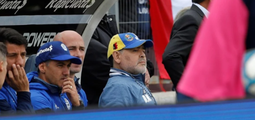 El Gimnasia de Maradona volvió a caer como local y se complica en los promedios