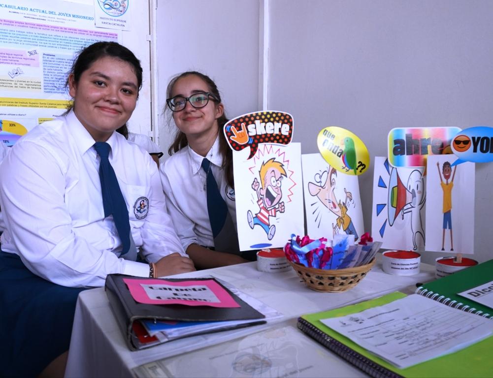 Feria de Ciencias: estudiantes demostrarán su potencial en la instancia nacional
