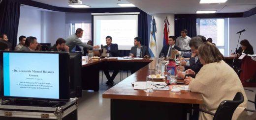 Diputados reciben en audiencia pública a los postulantes a cubrir vacantes en el Poder Judicial