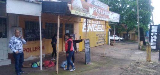Posadas: investigan un homicidio durante una pelea callejera