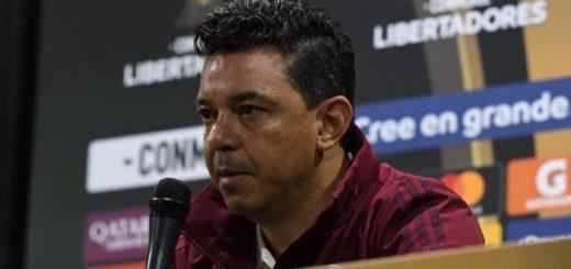 """Marcelo Gallardo: """"El partido de mi vida ya lo jugué en Madrid, este es importante"""""""