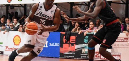 Básquet: el camerunés Essengue es nuevo jugador del OTC