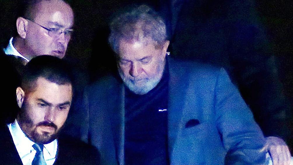 La Corte Suprema de Brasil define la constitucionalidad de la prisión de Lula