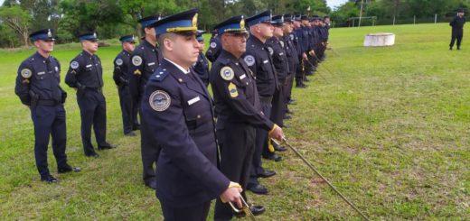 La delegación Posadas de la Policía Federal Argentina, celebró el 198° aniversario de la Institución