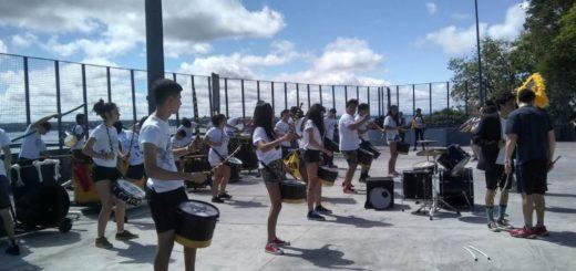 #Estudiantina2019: se realizó la prueba piloto en el Anfiteatro Manuel Antonio Ramírez de Posadas