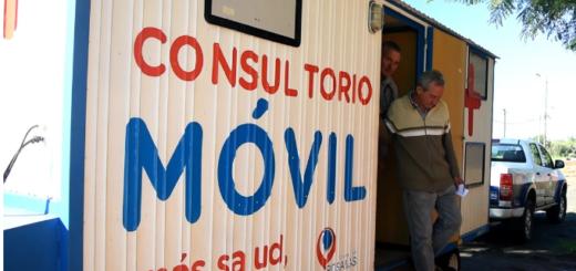 Consultorio Móvil: casi 5.000 vecinos de Posadas accedieron a prestaciones médicas este año