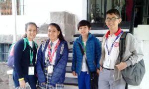 Misiones presente en la instancia nacional de las Olímpiadas de Matemáticas