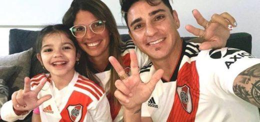 Fernando Zampedri pidió disculpas por festejar la clasificación de River en la Copa Libertadores
