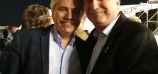 Passalacqua acompañó a Alberto Fernández en multitudinario acto de cierre de campaña en chaco