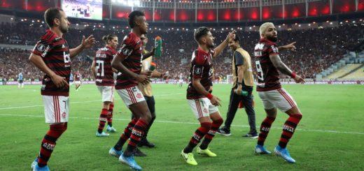 Flamengo goleó 5-0 a Gremio y enfrentará a River en la final de la Copa Libertadores