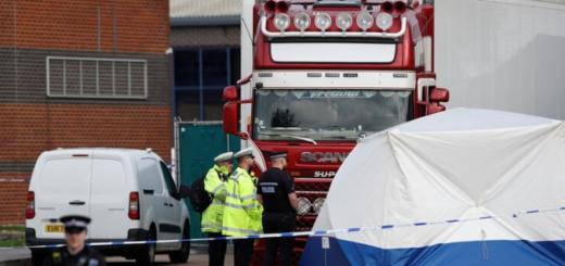 Revelaron la causa de muerte de las 39 personas halladas en un camión en el Reino Unido