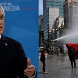 Chile: decretan el toque de queda en Santiago por sexto día consecutivo