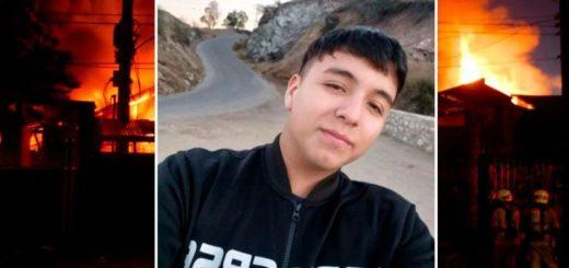 Chile: apareció calcinado en un supermercado saqueado el cuerpo del joven que buscaban hace cuatro días