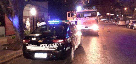 Iguazú: hubo un principio de incendio en un restaurante