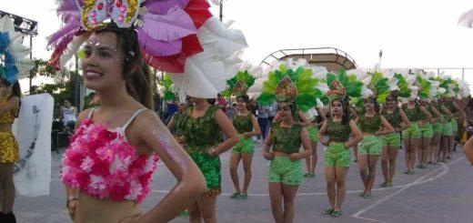 #Estudiantina2019: seguí en vivo el Show de Scolas en el Anfiteatro